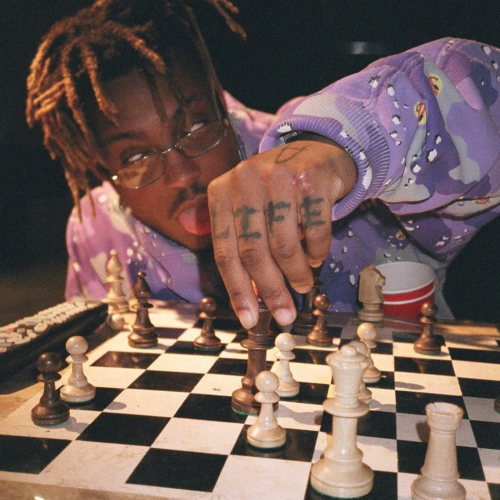 Juice Wrld 9 9 9 On Instagram In Life Play Chess Not Checkers