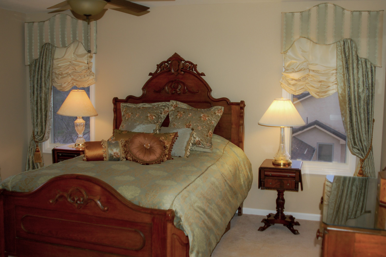 Master Bedroom Update By Fringe Benefits Custom Interiors Monument
