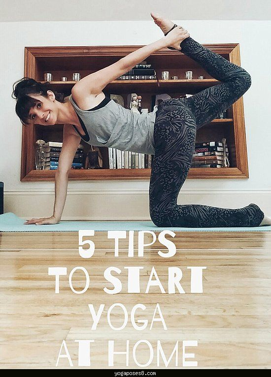 nice I want to start yoga at home