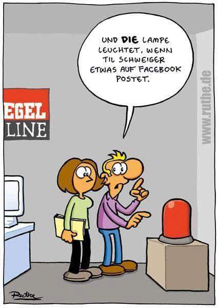 Pin von Susanne Doehmann auf Cartoons Ruthe cartoon