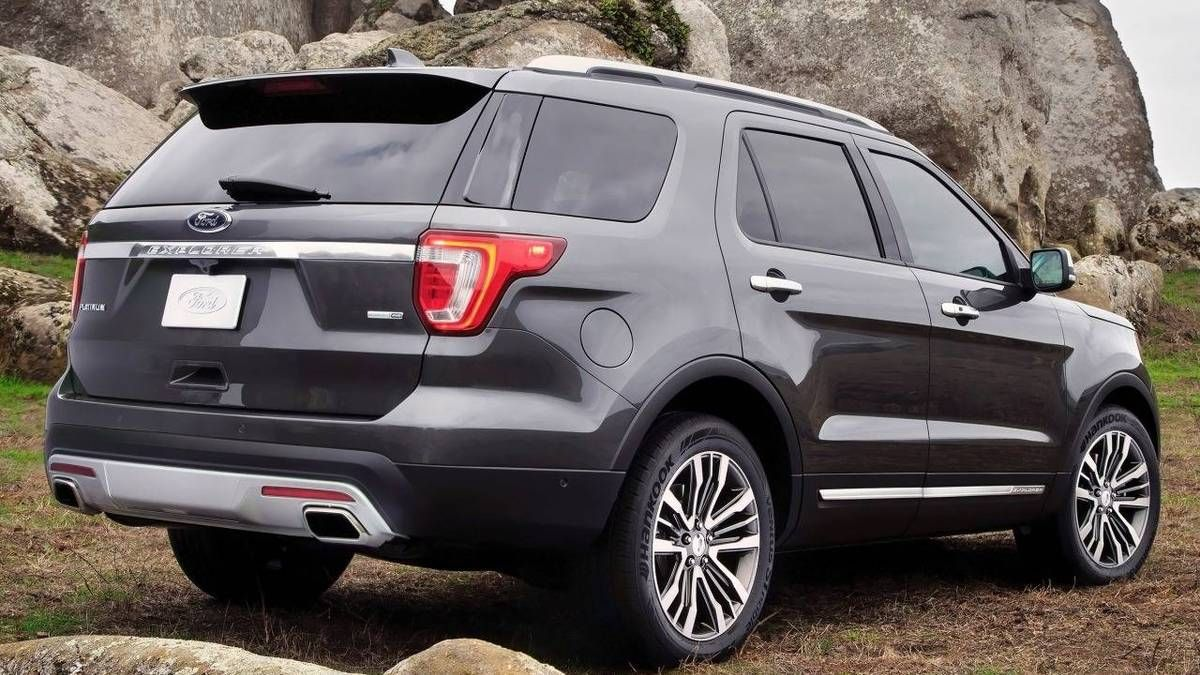 2017 Ford Explorer Autoweek Ford Explorer Suv Upcoming Cars
