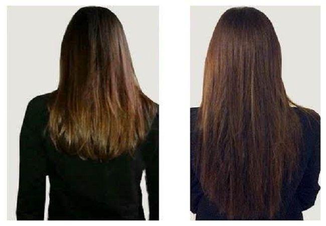 Avoir les cheveux longs rapidement