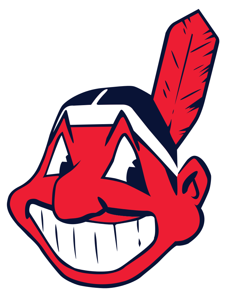 Mlb Fan Official Cleveland Indians Logo Cleveland Indians Indians Baseball