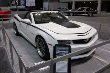 Lingenfelter Camaro SS Stripe Decal Package - Lingenfelter Performance #CamaroSS #Camaro #Chevy $750.00