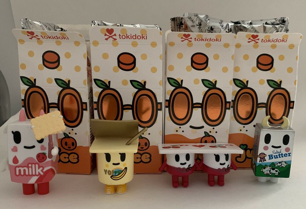 Twinsies Tokidoki Breakfast Besties Designer Vinyl Mini-Figure
