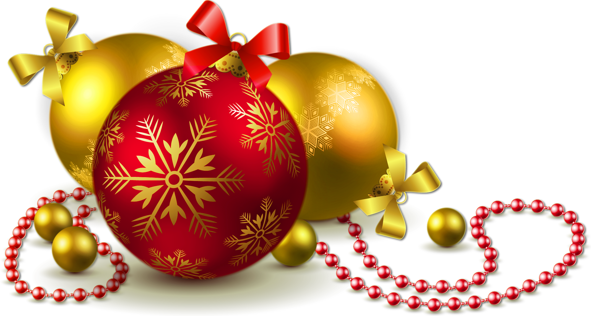 Christmas ornaments large clip art | Christmas wishes ...
