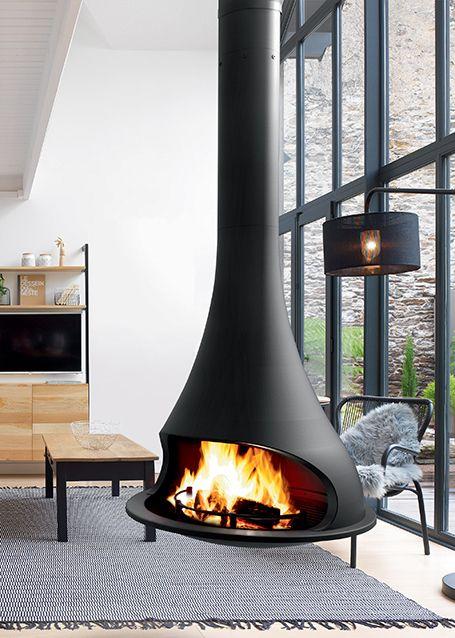 chemin es design jc bordelet tatiana 997 id e deco pinterest poele a bois chemin e design. Black Bedroom Furniture Sets. Home Design Ideas
