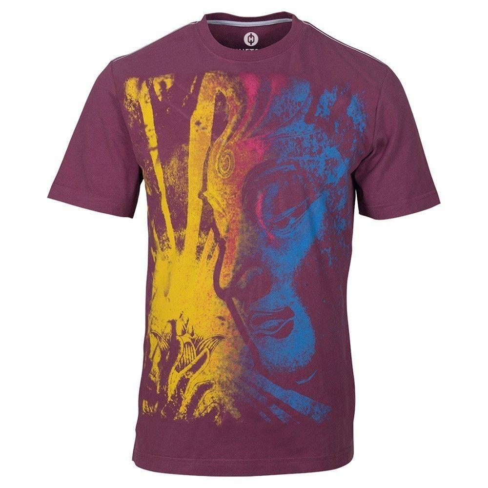 Buy Buddha Printed T Shirts Online Mens T Shirt Online 10 Off