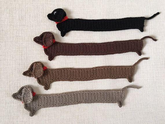 Crochet Cute Amigurumi Dachshund Dog Part 1 of 2 DIY Video ...   428x570