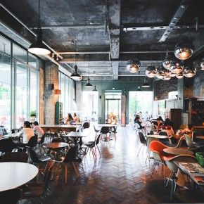 korean interior design - afe interiors, afe interior design and Small cafe on Pinterest