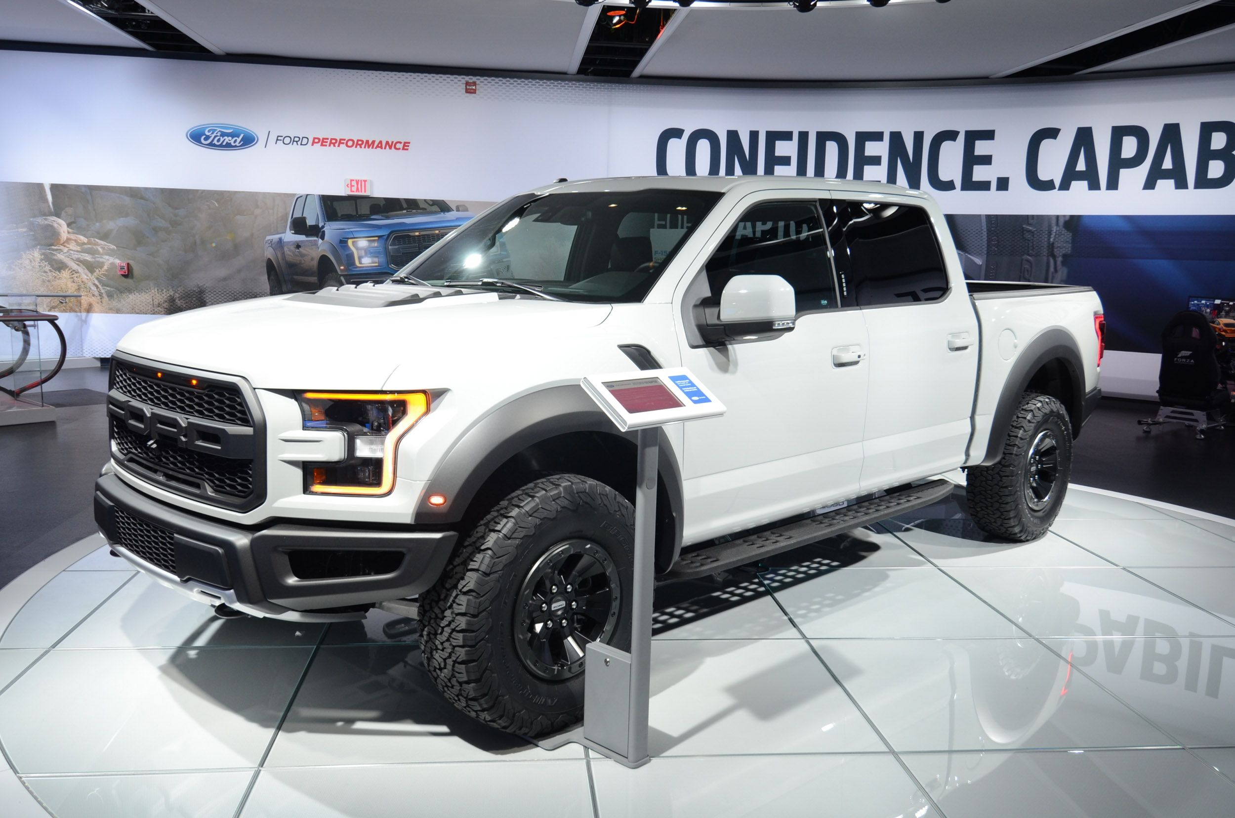 The new features simply mean the 2017 ford raptor supercrew can handle rock crawling and sand running so it will be an off road delight to owners