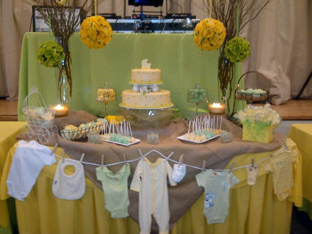 Rustic Baby Shower Party Ideas Baby Showers Baby