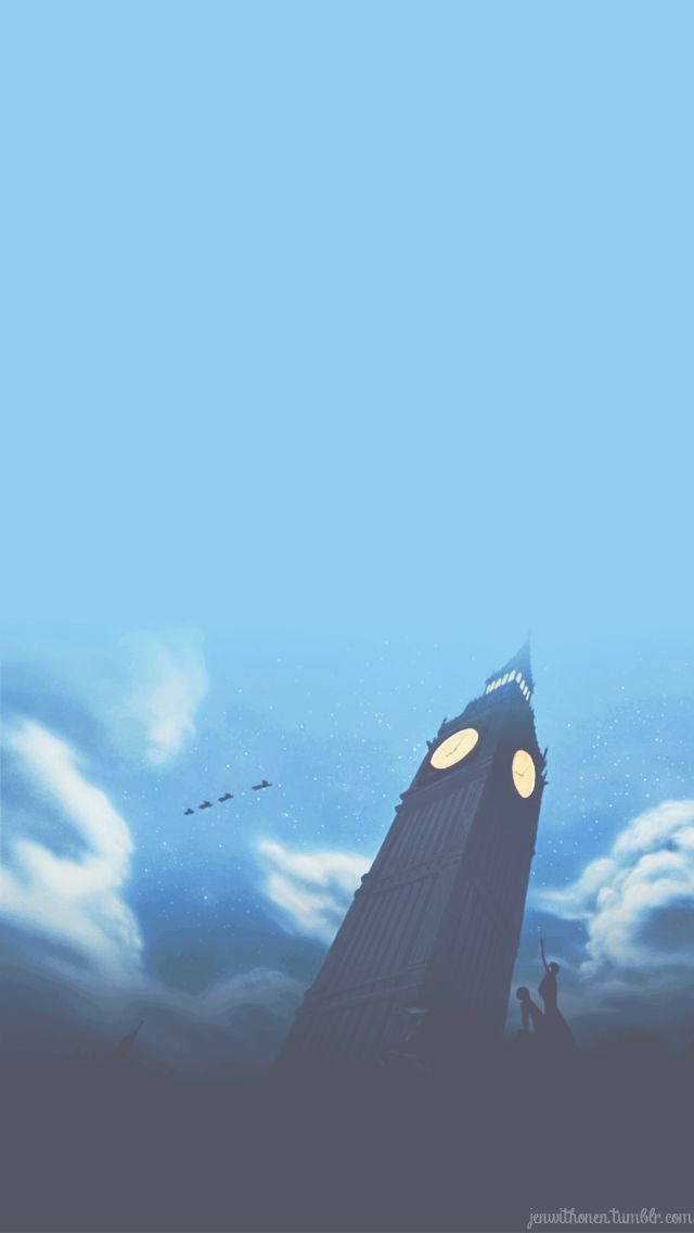 Peter Pan Phone Background Disney Phone Wallpaper Peter Pan