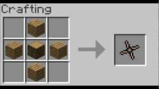Pin En Minecraft Crafting 3 3