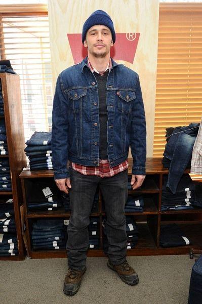 James Franco wears Jeans (Jeans )