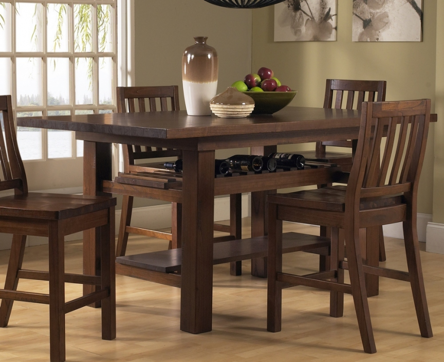 Hillsdale Outback 7 Piece Counter Height Dining Set