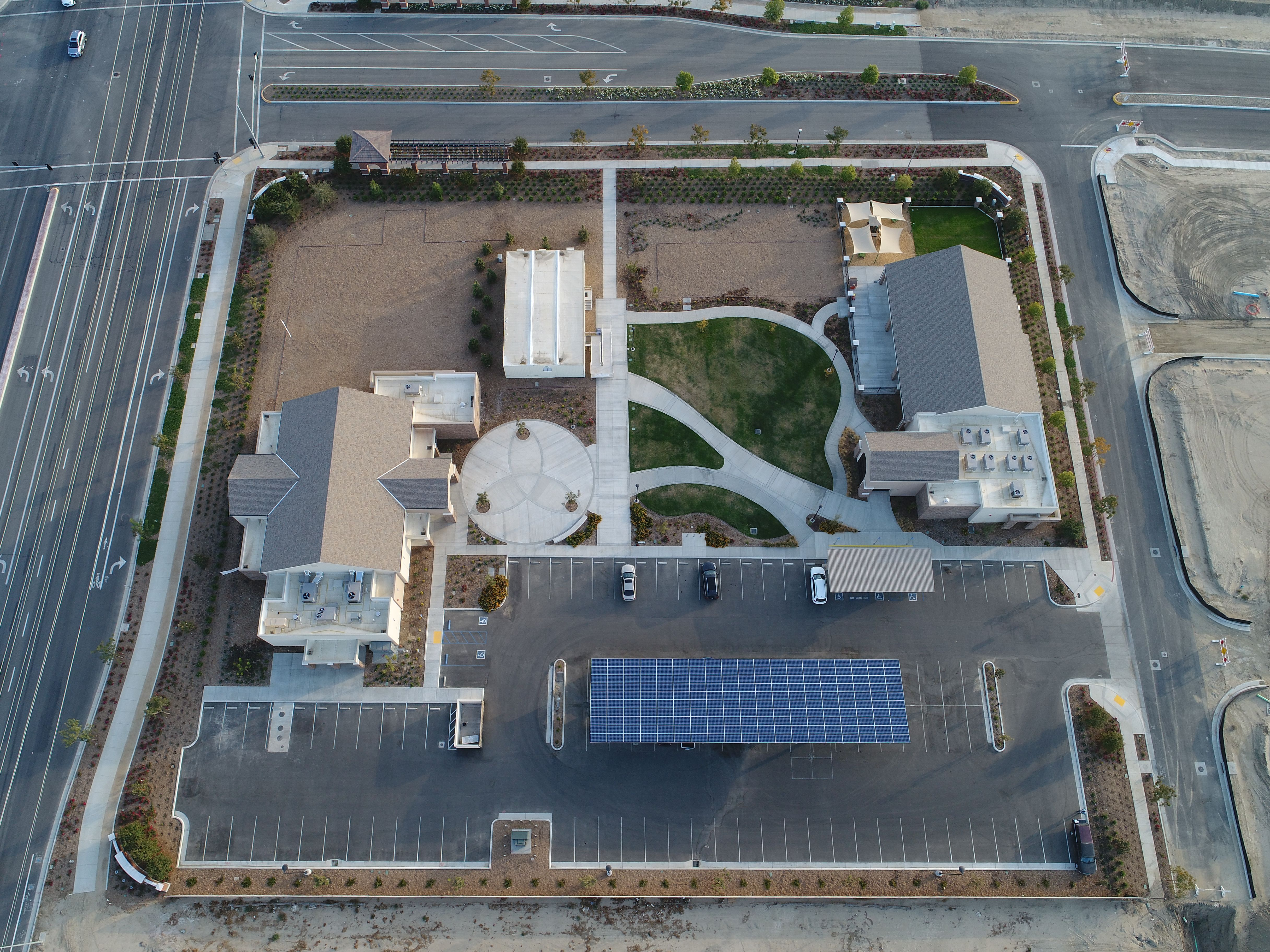 Truck Bed Studios S Aerial Photography Service For A C Electric Company S Solar Installation For Trinity Aerial Photography Solar Installation Renewable Energy