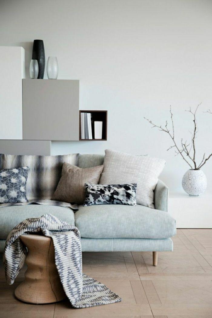 Einrichtungsideen fürs Wohnzimmer in 45 Fotos Reception