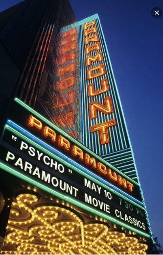 Paramount Theatre In 2019 Paramount Theater Drive In Movie Theater Paramount Movies