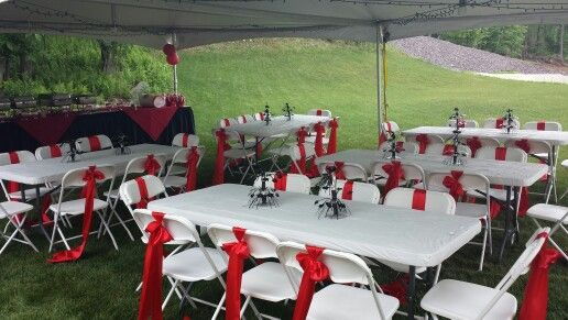 Red Black And White Graduation Party Graduation Party 2017