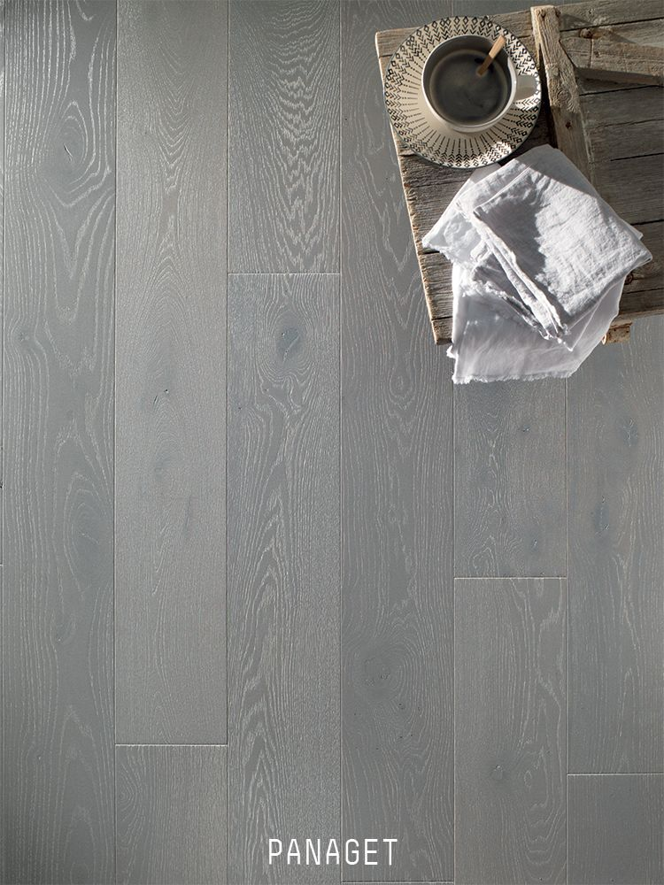 Parquet Clair En Chene Grise 100 Fabrication Francaise Reference Zenitude Cendre Diva 184 Collections Panaget Parquet Gris Parquet Gris Clair Parquet