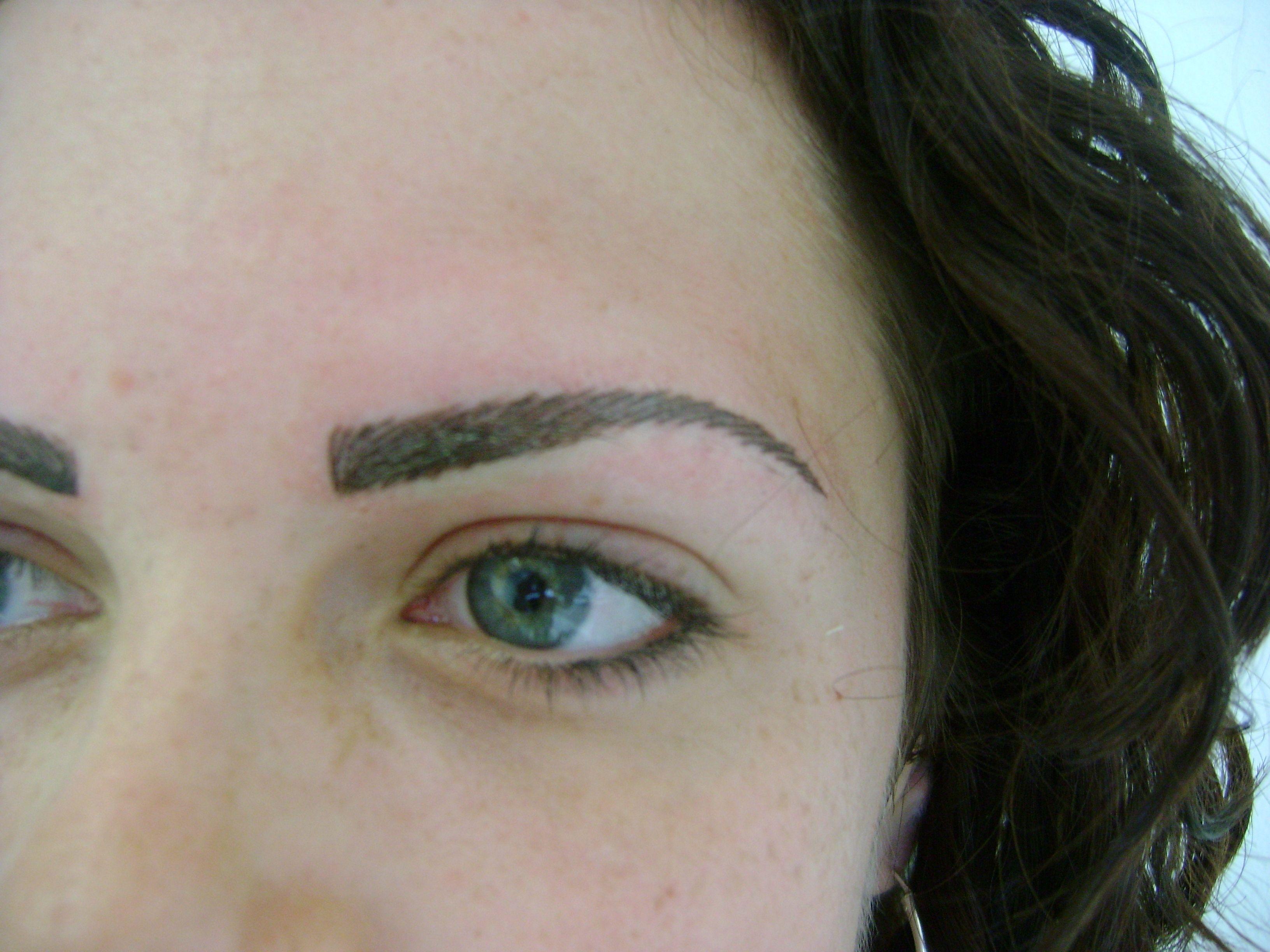 Eyebrow tattoo bad eyebrow tattoo bad eyebrows eyebrow