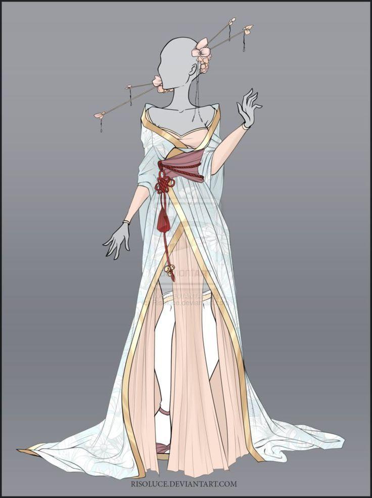 Billedresultat for Adoptable outfit yukata | Kleid ...