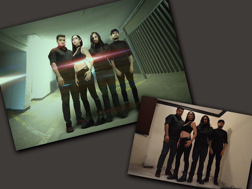 manipulación fotográfica para bandas