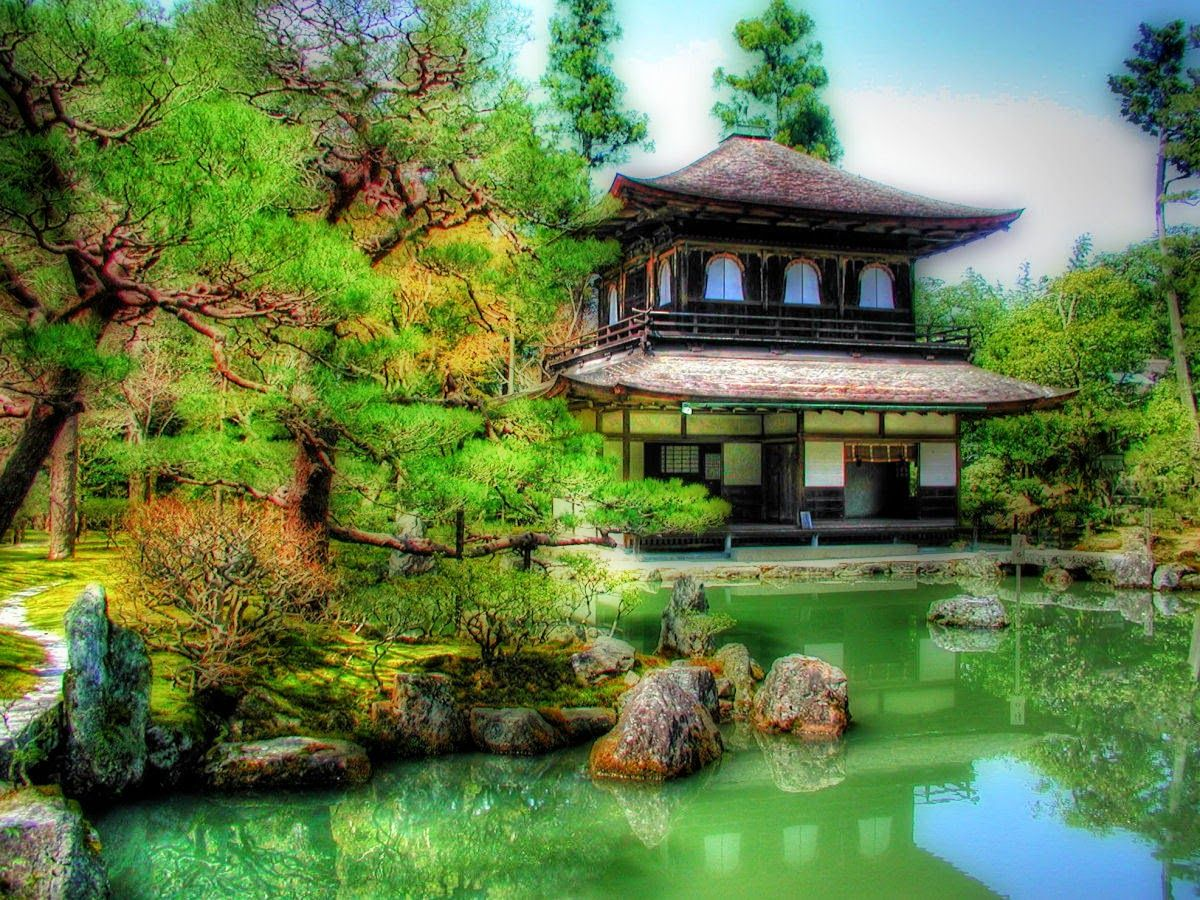 BEAUTIFUL PLACES VIRTUAL UNIVERSITY Japanese garden