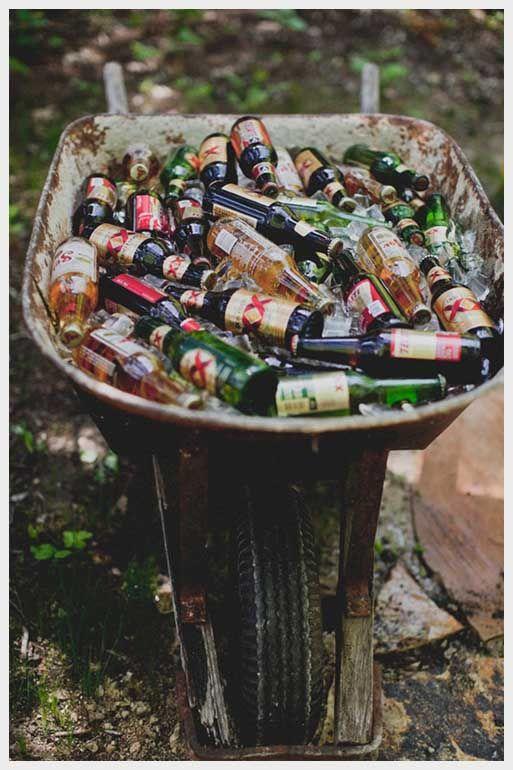 Fall Backyard Wedding Ideas