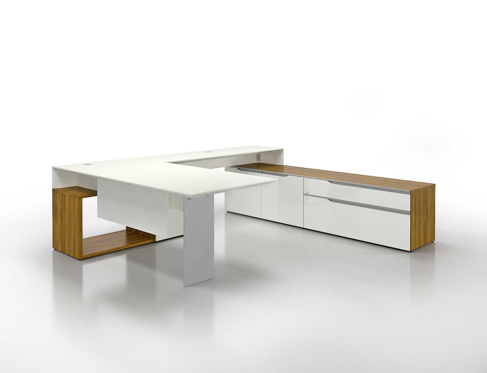 Italian Design Office Desk Nella Vetrina Harold Modern Italian