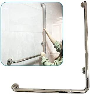 Amazon Com Handicap Haltegriffe L Form Badezimmer Duschgriffe Fur Altere Menschen Amazon Com Handicap Haltegriffe L Form Ba In 2020 Dusche Badezimmer Toilette