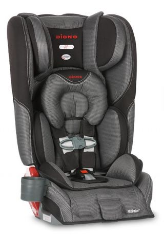 What is a convertible booster car seat