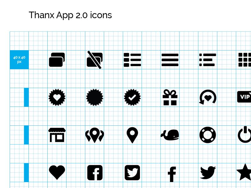 Thanx Icons 2 1 Icon Pictogram Iconography