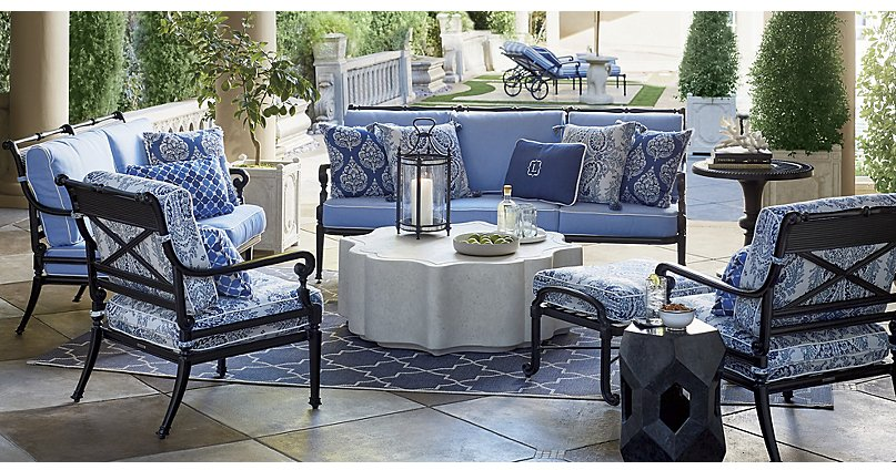 Patio Furniture Sets Outdoor Furniture Collections Frontgate