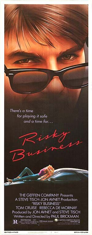 "1983's ""Risky Business"""