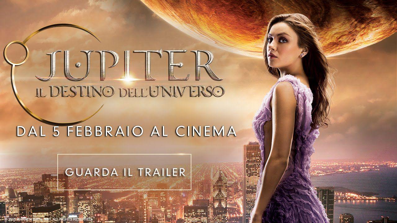 Jupiter il destino delluniverso nuovo trailer