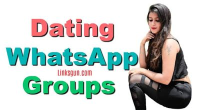 Dating group on whatsapp