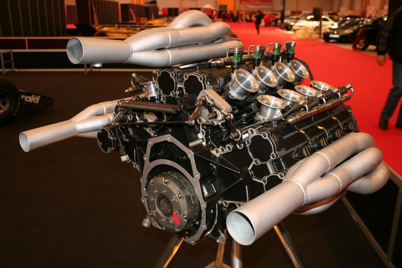 f1 engines? | The Life L190's W12 engine