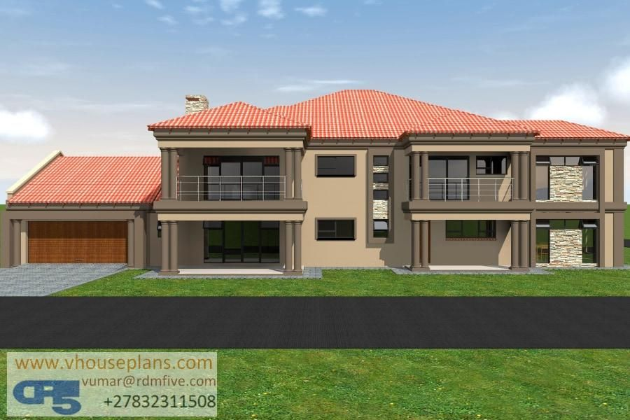 Rdm5 House Plan No W2639 House Plans South Africa House Plan Gallery Single Storey House Plans