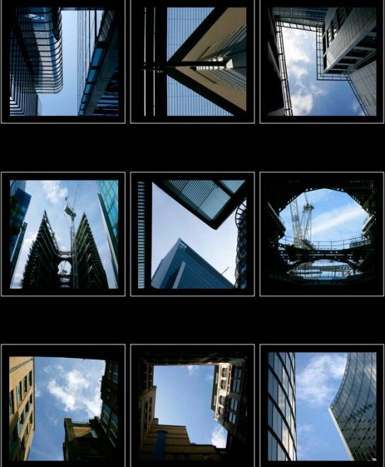 Foto Alphatecture, il fotografo che scrive l'alfabeto con gli edifici - Repubblica.it