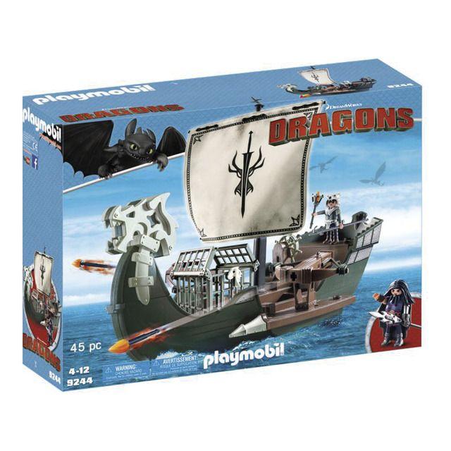 Barco De Drago Playmobil Dragons En 2020 Playmobil Barcos Y