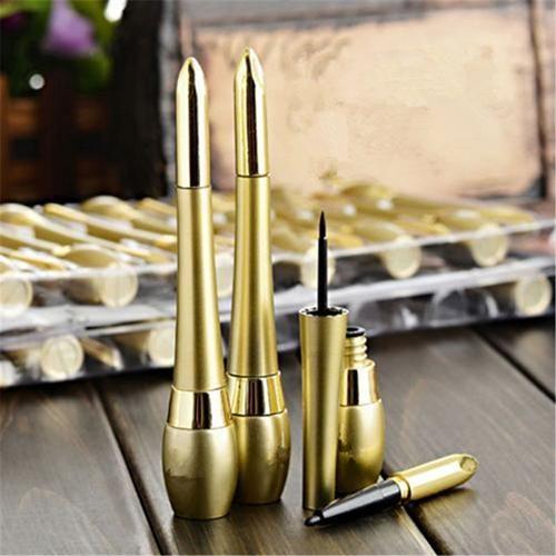 Frauen wasserdichtes Make-up kosmetisches Schönheitswerkzeug Eyeliner Liquid Eye Liner Pen Pencil – Lila