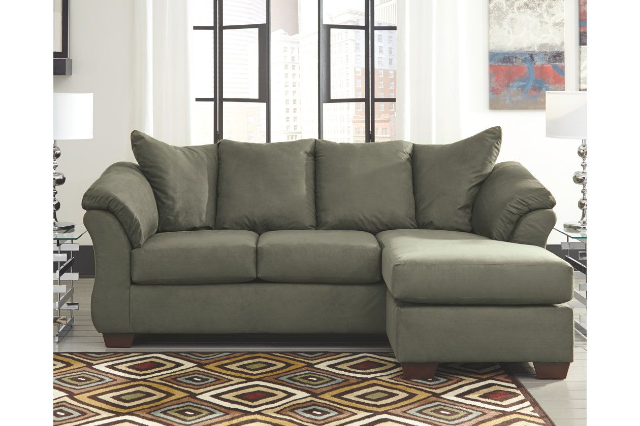 Enjoyable Darcy Sofa Chaise Ashley Furniture Homestore House Download Free Architecture Designs Sospemadebymaigaardcom