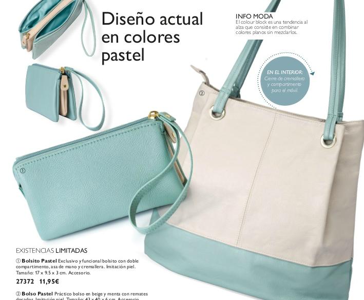 Dos bolsos, dos estilos!! http://mundobellezatotal.blogspot.com.es/