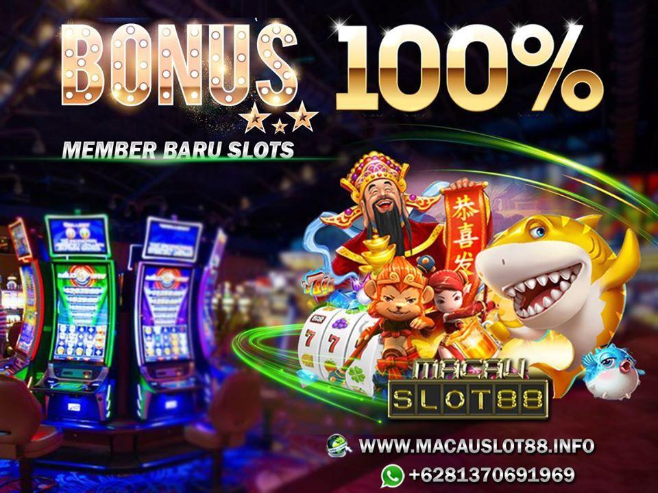 Bonus Deposit 100 Main Slot Untuk Member Baru Slots Joker Poker