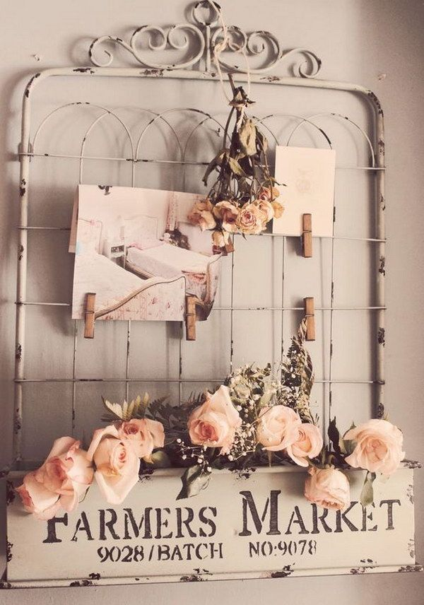 40 Shabby Chic Decor Ideas And Diy Tutorials 3 Shabby Chic - Decoracion-shabby-chic-vintage