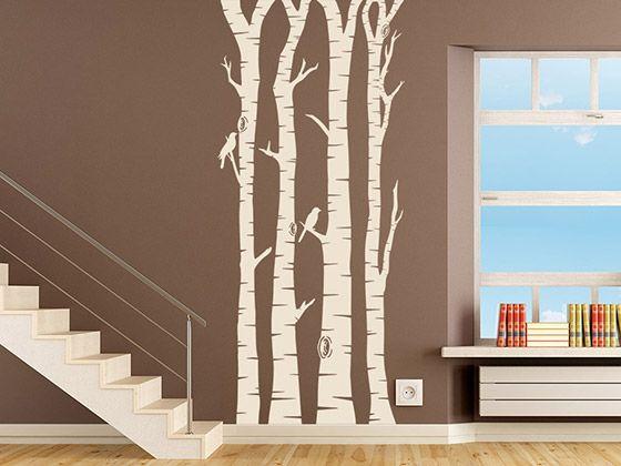 Wand Tattoo Villa Kunterbunt Kinder Zimmer Wand Aufkleber Wand Deko Wand Bilder