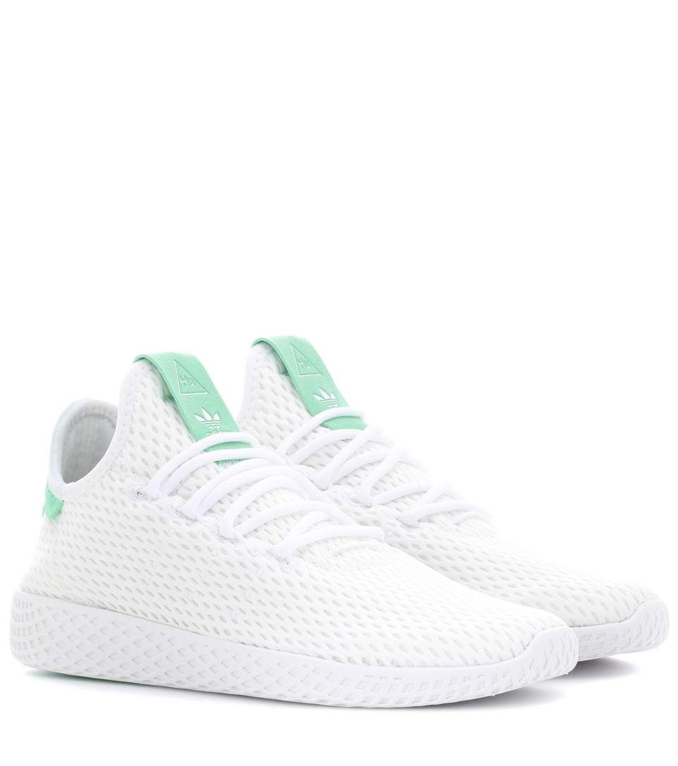 f0a23cfee adidas Originals   Pharrell Williams Tennis Hu mesh sneakers