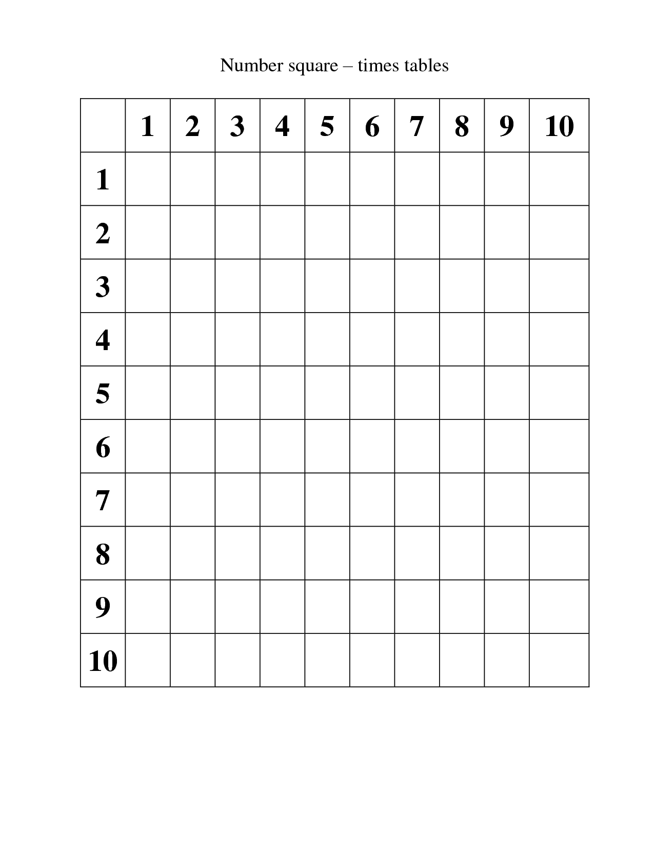 Fun Multiplication Worksheets Grade 3